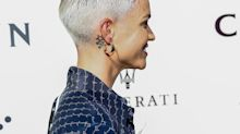Ruby Rose has blue hair now and we can't stop staring