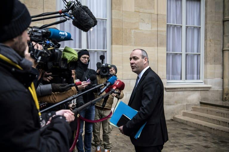 Grand débat: Berger (CFDT) rejette l'idée d'un référendum à l'issue