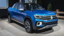 VW brings Tarok pickup concept to New York Auto Show, hints at U.S. viability