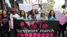 #MeToo march takes to the streets in Hollywood
