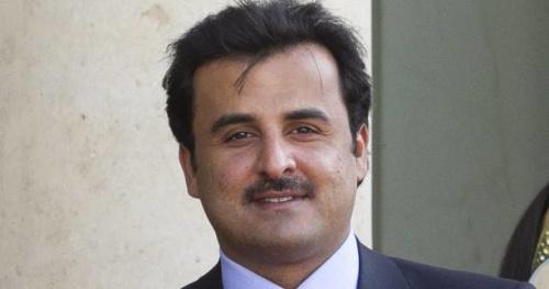 Foot - L1 - PSG - L'émir du Qatar s'est rendu au Camp des Loges