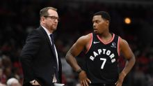 Toronto Raptors to treat Canadian, U.S. anthems as '1 long song' in opener
