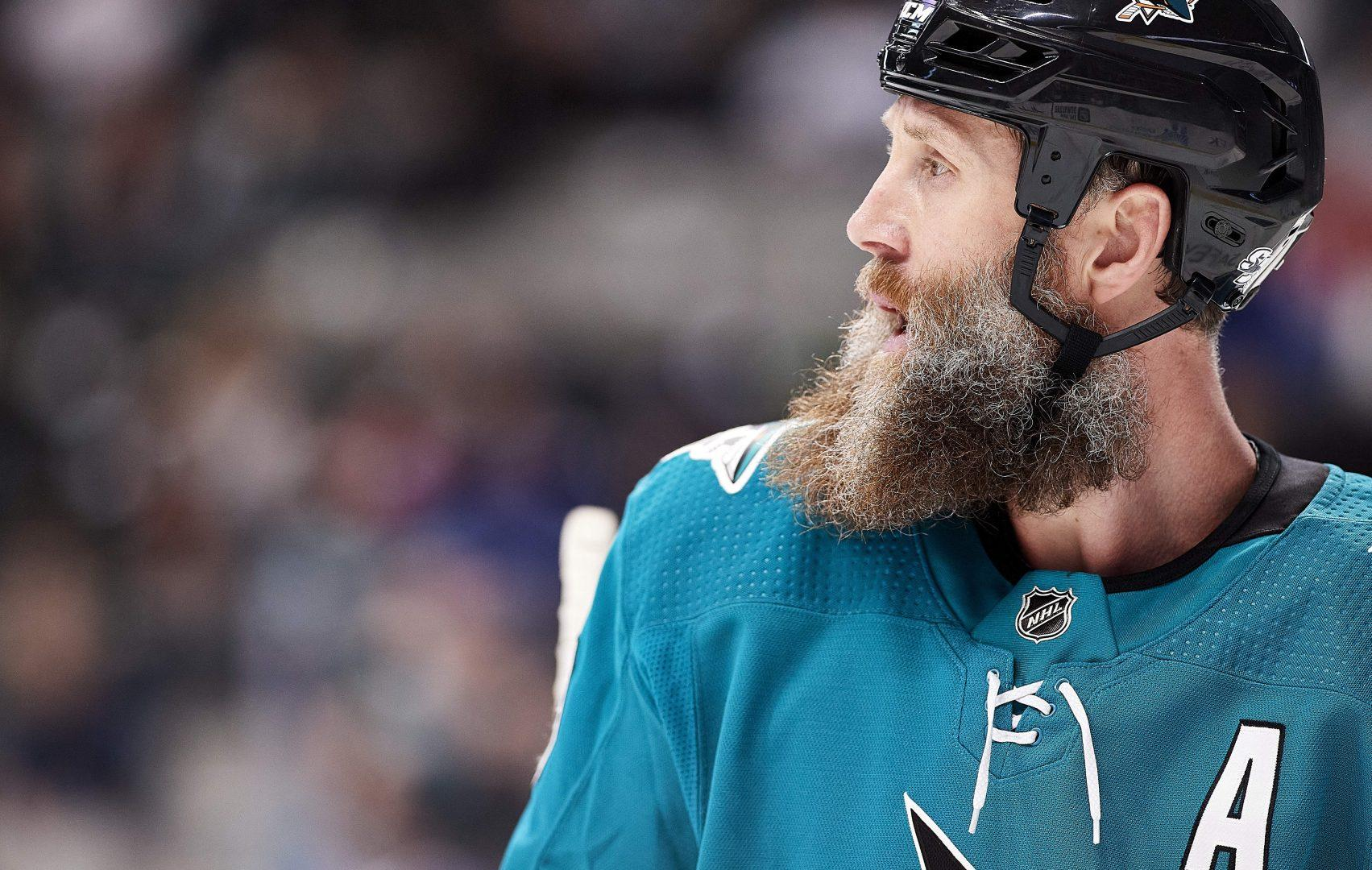 Joe Thornton's Stanley Cup dreams dashed for another season