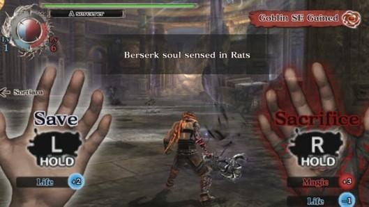 Final Soul Sacrifice update adds 16 new (and tough!) quests