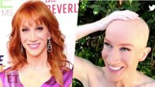 Kathy Griffin Shaves Her Head To Support Sister Fighting Cancer