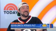 Kevin Smith says massive heart attack was the 'best thing that ever happened""