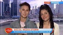 'Bride & Prejudice' couple face off against religious father