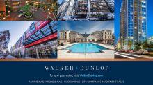 Slower Earnings Growth Hits Walker & Dunlop