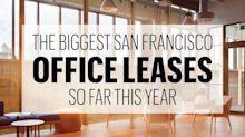 Slideshow: How 2018 turned into one of S.F.'s hottest years ever for office leases