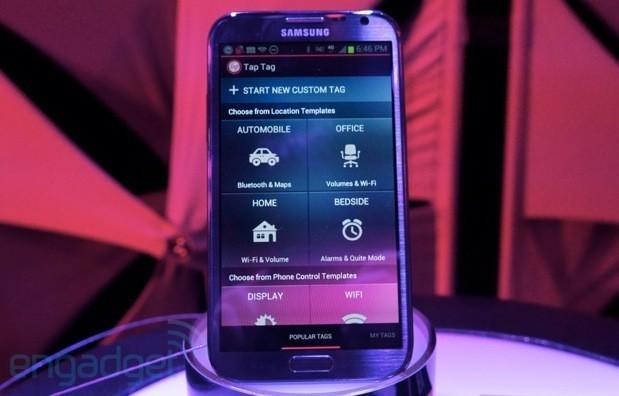 Hands-on with T-Mobile's HD Voice, Tap Tag app for NFC-ready Android phones