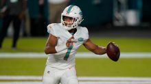 Rams hope to make Dolphins QB Tua Tagovailoa's first start a rough one