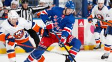 The reason for Rangers' dramatic powerplay substitution