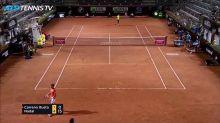 Highlights: Nadal fegt über Carreno Busta hinweg