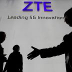 Trump floats large fine, management changes for Chinese firm ZTE