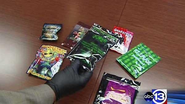DEA synthetic drug raids net five Houston arrests