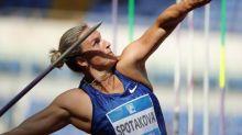 Athlé - Javelot - Barbora Spotakova lance à 63,69 m pour la reprise en République tchèque