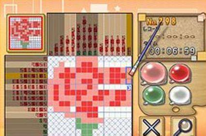 More picross comes to the Wii