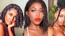 The Prettiest Twists for Natural Hair
