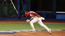 Former Blue Jays slugger Jose Bautista brings bat flip to Olympics