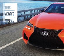 "The Fun-to-Drive GS F Tells Lexus Skeptics to ""F"" Themselves"