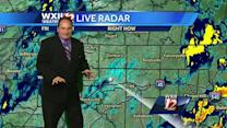 Tropical Storm Andrea brings rains and flooding to the Triad