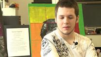 Teenager Suffering From Traumatic Brain Injury Speaks Through Art