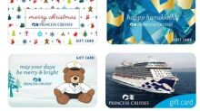 Princess Cruises Gift Cards Now Available in Select Grocery Stores Nationwide