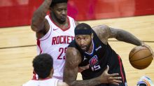Rockets get 122-115 win with Clippers resting stars