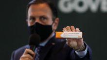 SP assina contrato de US$90 mi para receber 46 milhões de doses de vacina da Sinovac contra Covid-19