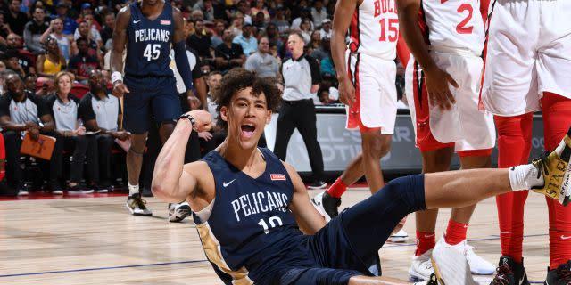 GAME RECAP: Pelicans 109, Bulls 72