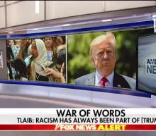 Rep. Omar says racism has always been a part of President Trump