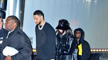 Kendall Jenner and Ben Simmons Look Like Valentines