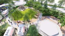Trails, food trucks, veggie gardens: See new amenities at Orlando office park