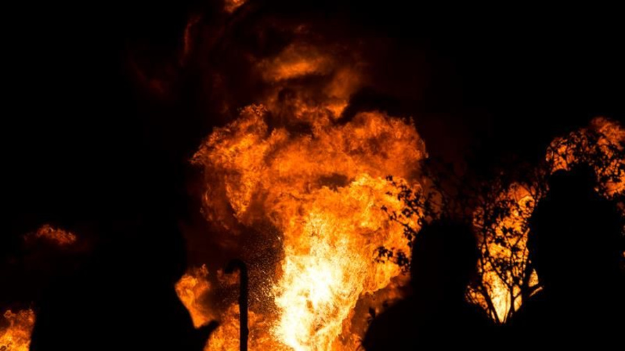 At least 21 killed as pipeline explodes in Mexico