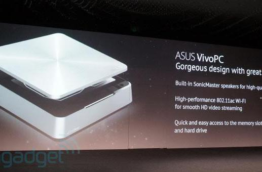 ASUS announces VivoPC home theater PC packing Windows 8, 802.11ac WiFi