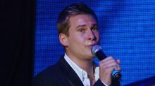Signed, Sealed, Delivered… Blue singer Lee Ryan joins Strictly Come Dancing