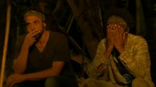'Survivor' contestants shocked by first tie in show's history