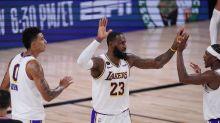 LeBron y Rondo llevan a Lakers a triunfo sobre Rockets