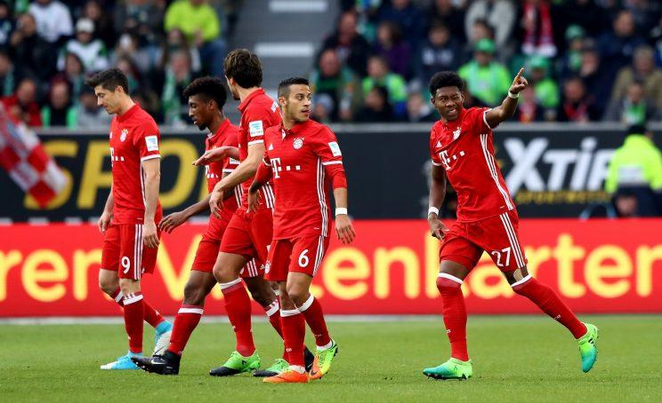 bayern munich clinches fifth consecutive bundesliga title concludes yet another chapter of. Black Bedroom Furniture Sets. Home Design Ideas