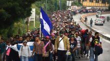 Imigrantes hondurenhos permanecem convictos de que chegarão aos EUA