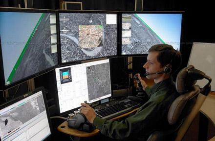 Raytheon announces new UAV cockpit setup