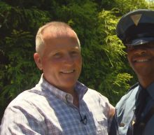 Retired Cop Reunites With Family of State Trooper He Delivered 27 Years Ago