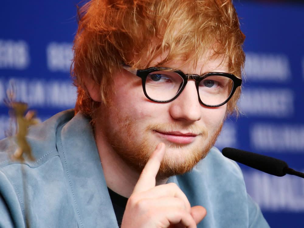 Kennen Sie diese skurrilen Fakten über Ed Sheeran?