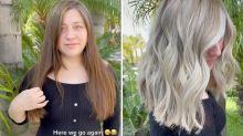 Hairdresser's $2.5K transformation sparks huge debate on TikTok