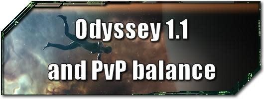 EVE Evolved: Odyssey 1.1 and PvP balance