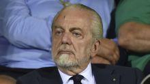 """Napoli, De Laurentiis: """"Milik mi guarda e non risponde, deve andare via. Sarri? Ancora nel cuore"""""""