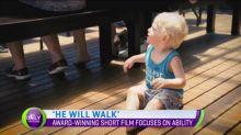 'He Will Walk'