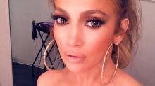 ¿Jennifer López se puso colágeno en los labios?; mírala