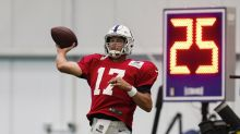 Philip Rivers on pressure as Colts QB: 'It fires me up'