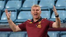 Dean Smith calls on Aston Villa to finish job and secure survival